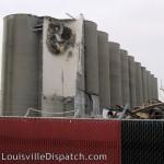 Silo Demolition Begins